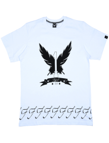 FLYFIRST – Tee in White