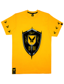 FLYFIRST Shield –Tee in Yellow